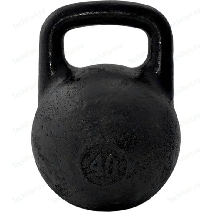 Фото - Гиря Титан уральская 40,0 кг гиря уральская 30 0 кг mb barbell titan