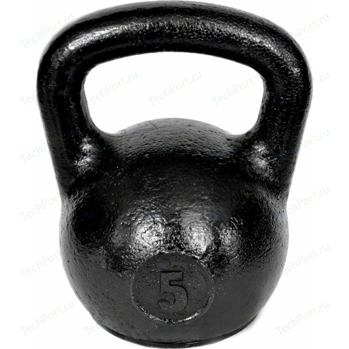 Гиря Titan уральская 5,0 кг
