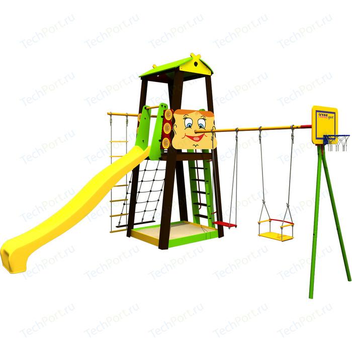 Детский комплекс Romana Игровой домик Буратино Романа 102.01.00