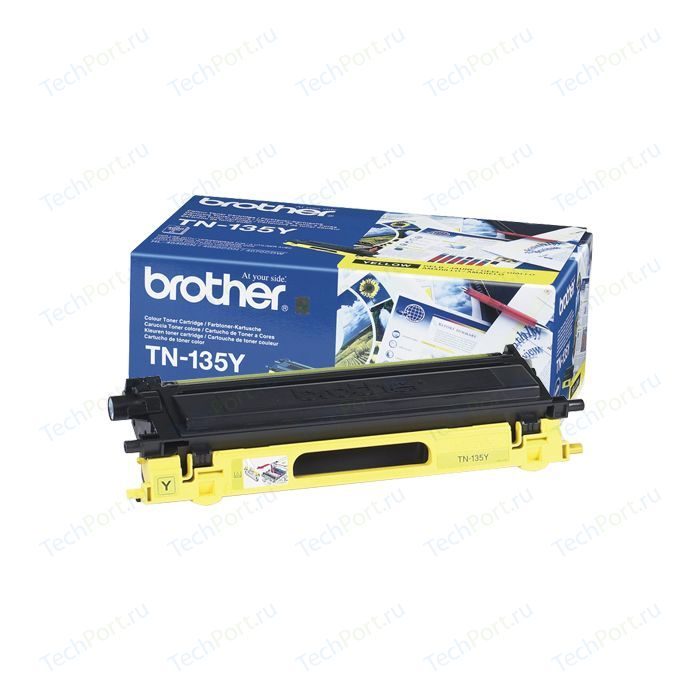 Картридж Brother TN135Y