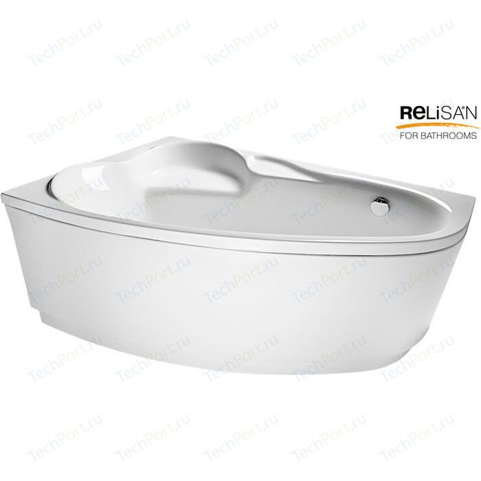 Акриловая ванна Relisan Ariadna L 140x100 левая (Гл000000953)