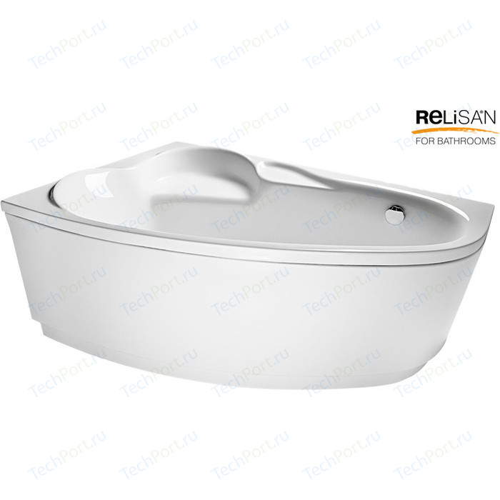 Акриловая ванна Relisan Ariadna L 160x105 левая (Гл000000535)