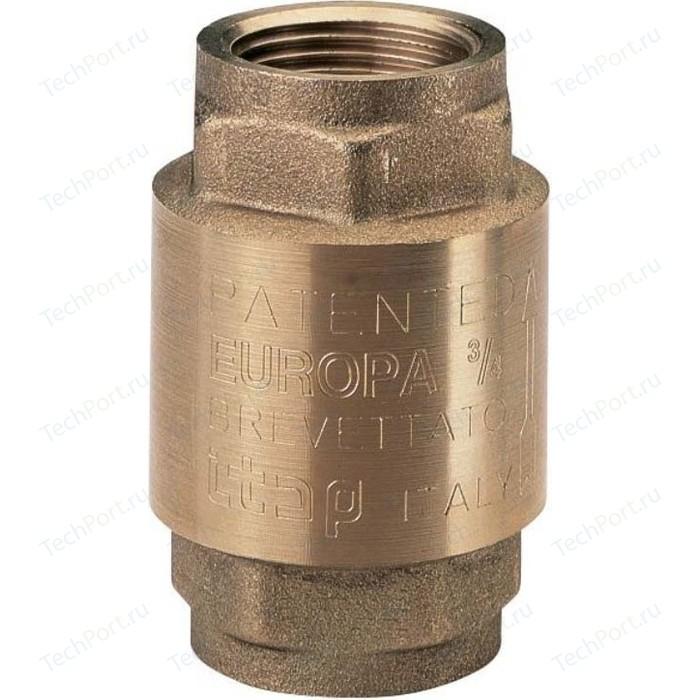 Фото - Клапан ITAP обратный EUROPA 100 21/2 с металлическим седлом клапан itap обратный clapet 4 вр дисковый горизонтальный с металлическим затвором и ревизией