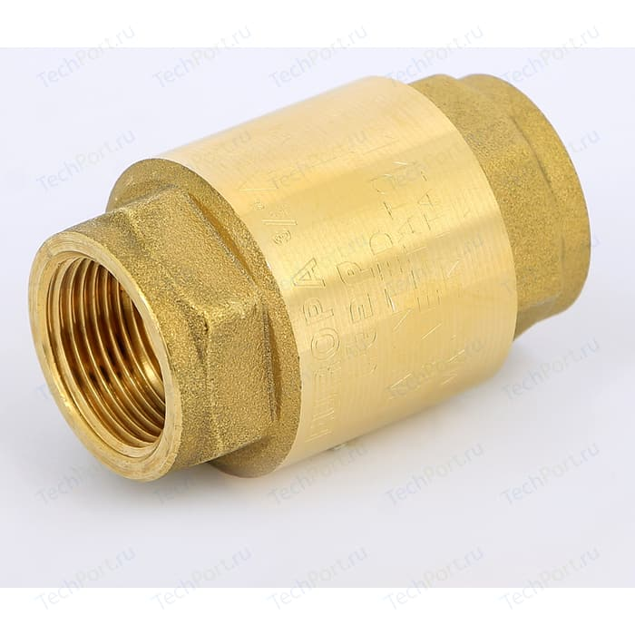 Клапан ITAP обратный EUROPA 100 3/4 с металлическим седлом