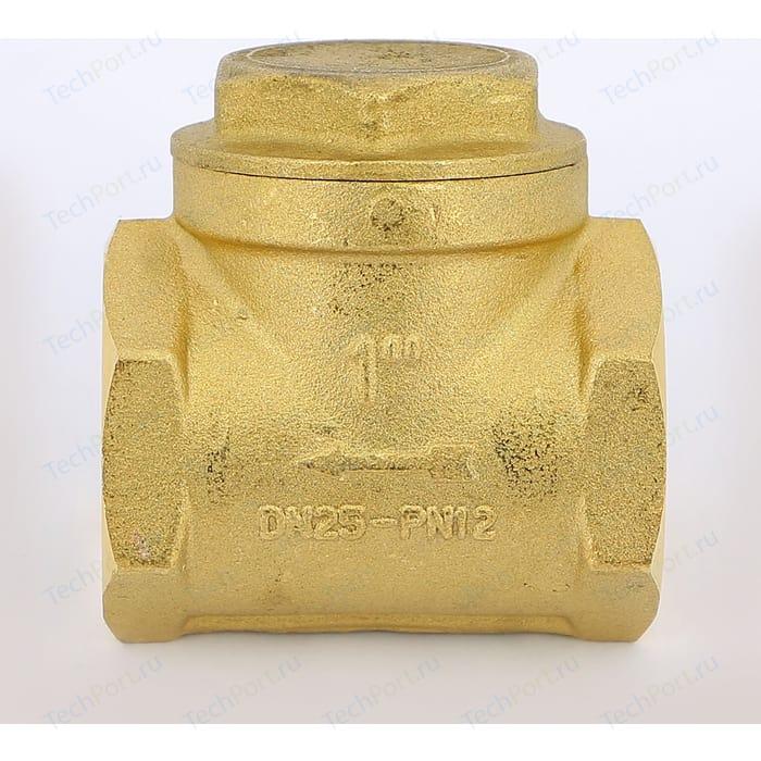 Клапан ITAP обратный CLAPET 1 ВР дисковый горизонтальный с металлическим затвором и ревизией (130 1)