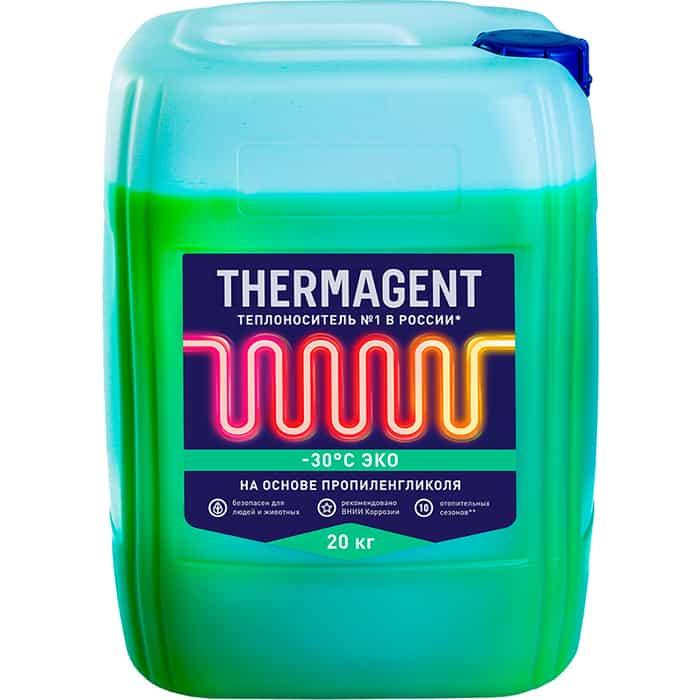 Теплоноситель Thermagent -30° С ЭКО 20 кг