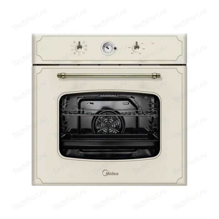 Электрический духовой шкаф Midea MO 581DB RI-B