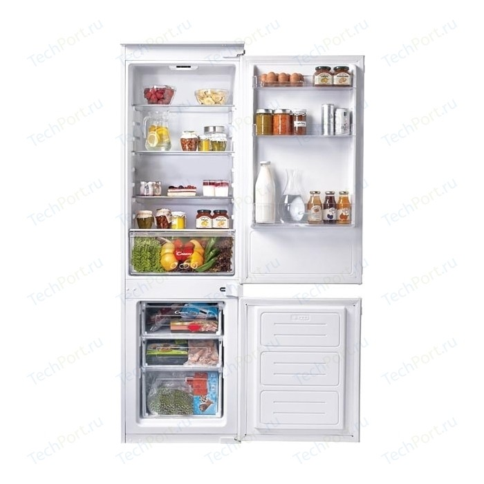 Встраиваемый холодильник Candy CKBBS 100 встраиваемый холодильник candy ckbbs 172 f