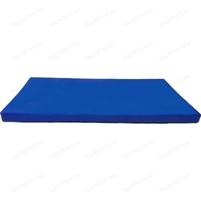 Мат КМС № 9 (100 x 150 10) сине-жёлтый
