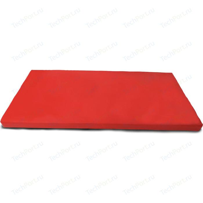 Мат КМС № 9 (100 x 150 10) красно-жёлтый