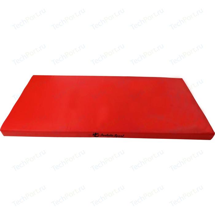 Мат PERFETTO SPORT № 6 (100 х 200 10) красный