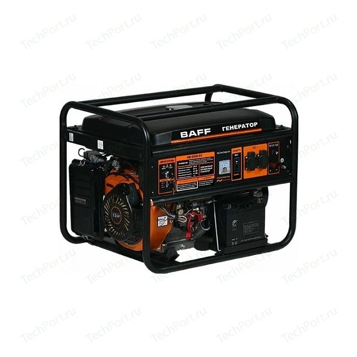 Генератор бензиновый BAFF GB 6500 EC