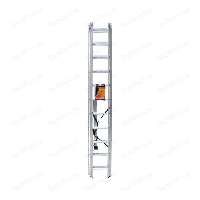 Лестница трехсекционная Вихрь ЛА 3х11