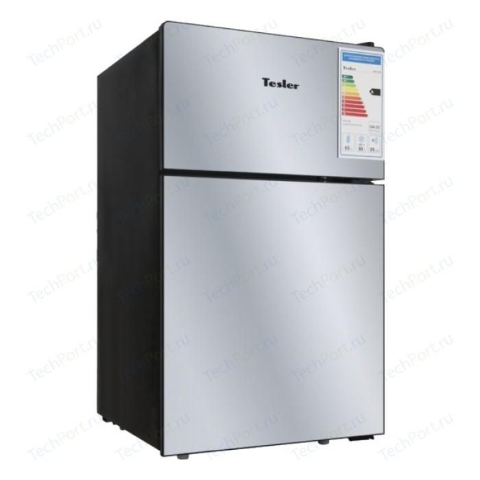 Холодильник Tesler RCT-100 Mirror