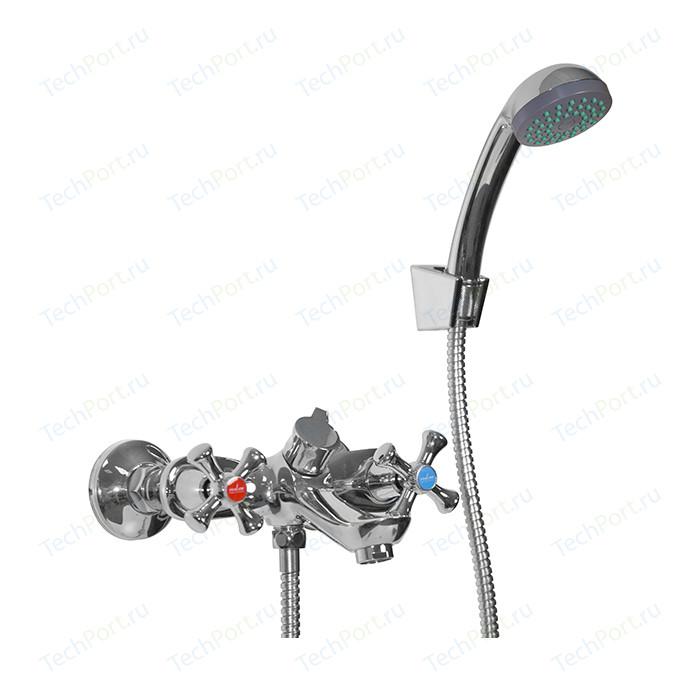 Смеситель для ванны Mixline ML10-01 хром (2050205221180)