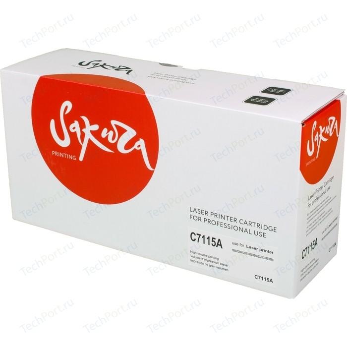 Картридж Sakura C7115A 2500 стр.