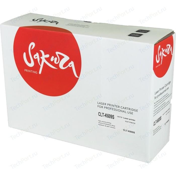 Картридж Sakura CLTK609S 7000 стр.