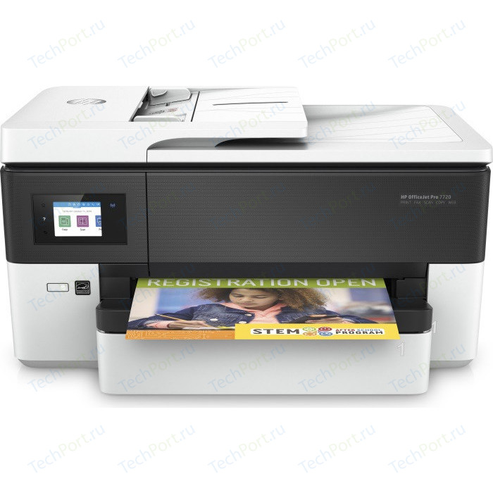 Фото - МФУ HP Officejet Pro 7720 a7f64 60001 for hp officejet pro 8610 8620 8630 formatter board