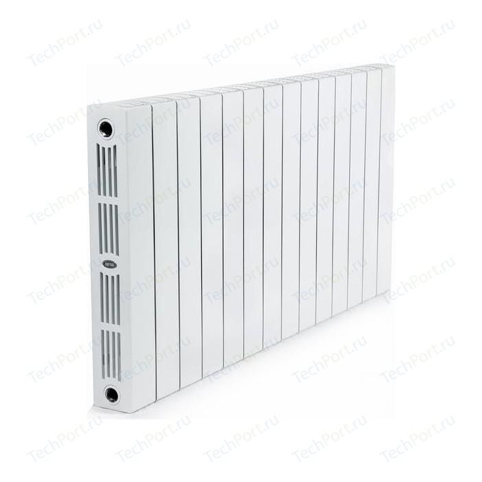 Радиатор отопления RIFAR SUPReMO 500 14 секций биметаллический боковое подключение (RIFAR S500-14)