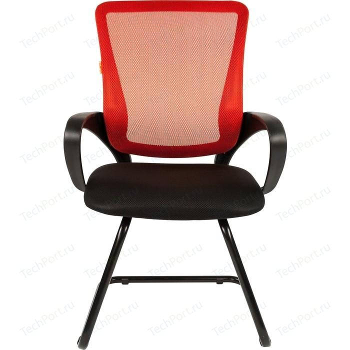 Офисное кресло Chairman 969 V TW красный