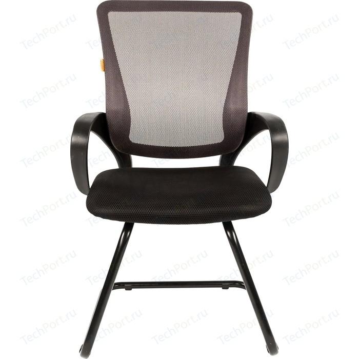 Офисное кресло Chairman 969 V TW-04 серый