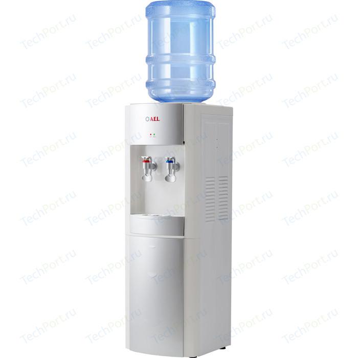 Кулер для воды AEL LD-AEL-28 white/silver