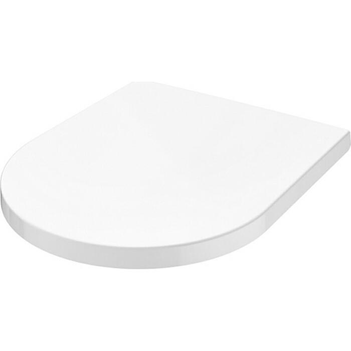 Сиденье для унитаза Am.Pm Awe с микролифтом (C117852WH) сиденье для унитаза am pm awe c117852wh с микролифтом