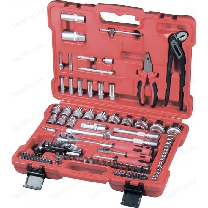 Набор инструментов слесарно-монтажный Matrix 117 предметов Profi (13587)