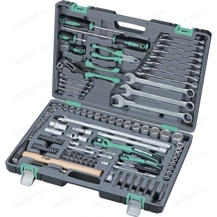 Набор инструментов Stels 119 предметов (14112)