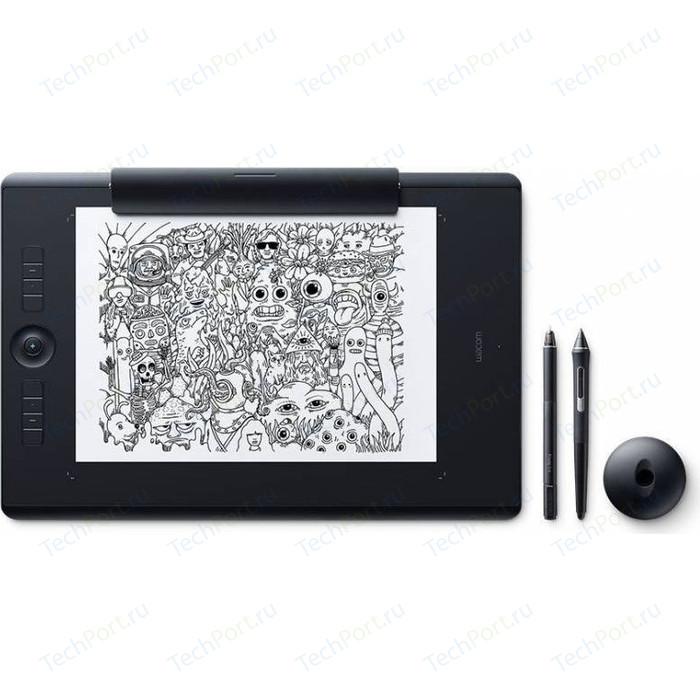 Графический планшет Wacom Intuos Pro Paper PTH-860P-R