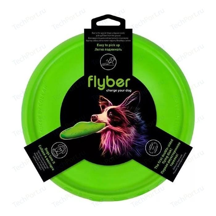 Игрушка CoLLaR FLYBER летающая тарелка диаметр 22см для собак (62175)