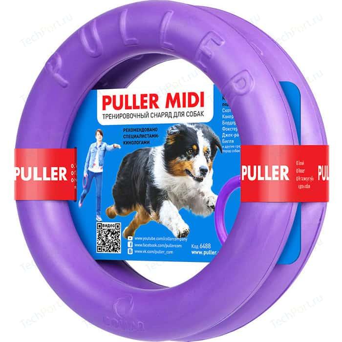 Игрушка CoLLaR PULLER Midi тренировочный снаряд диаметр 20см для собак мелких и средних пород (6488)