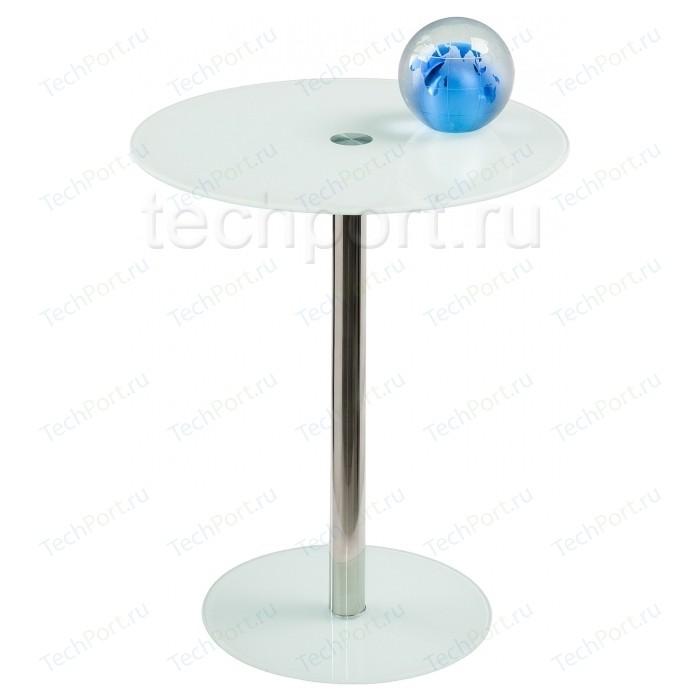 Кофейный стол Woodville Sing белый