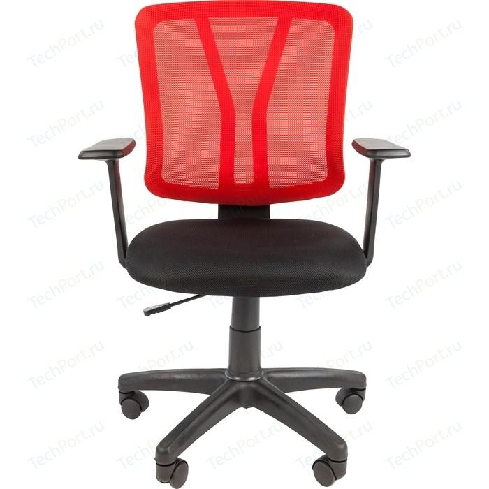 Офисноекресло Chairman 626 DW69 красный