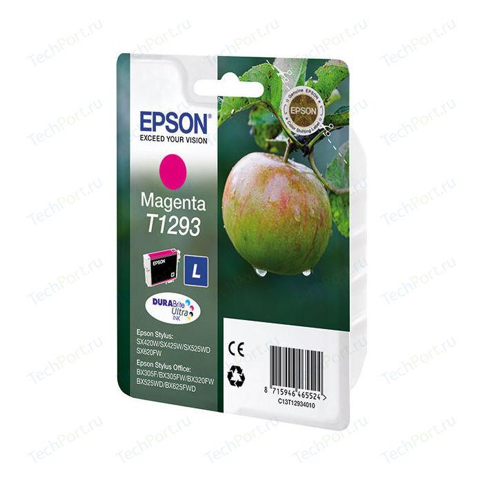 Картридж Epson Magenta Stylus (C13T12934011)