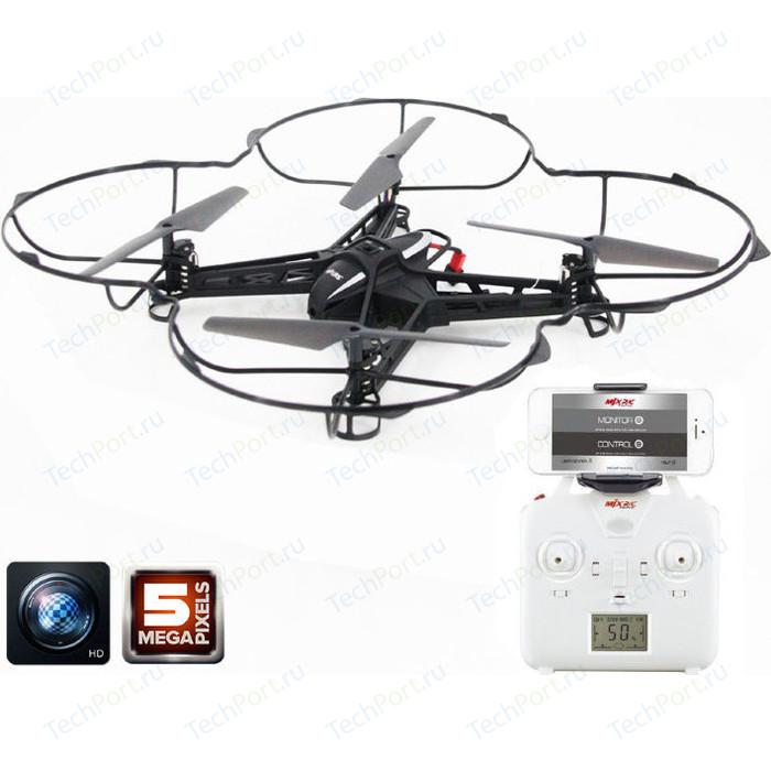 Радиоуправляемый квадрокоптер MJX X301H FPV с барометром и HD камерой 5 MP 2.4G