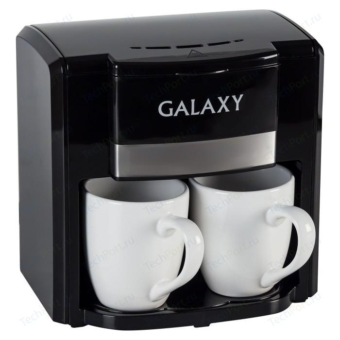 Кофеварка GALAXY GL 0708 черный