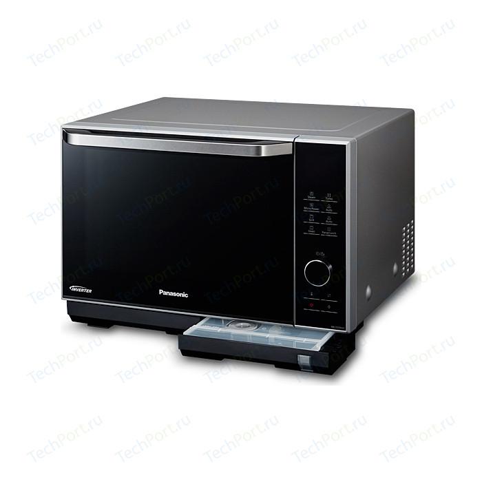 Фото - Микроволновая печь Panasonic NN-DS596MZPE микроволновая печь panasonic nn sm221w
