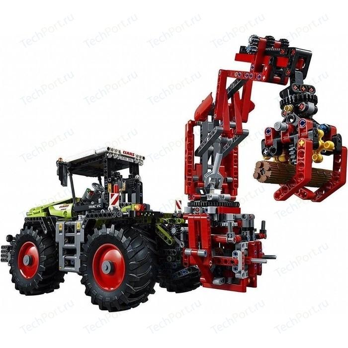 Конструктор Lepin Technics 20009 трактор Claas Xerion 5000 Trac VC