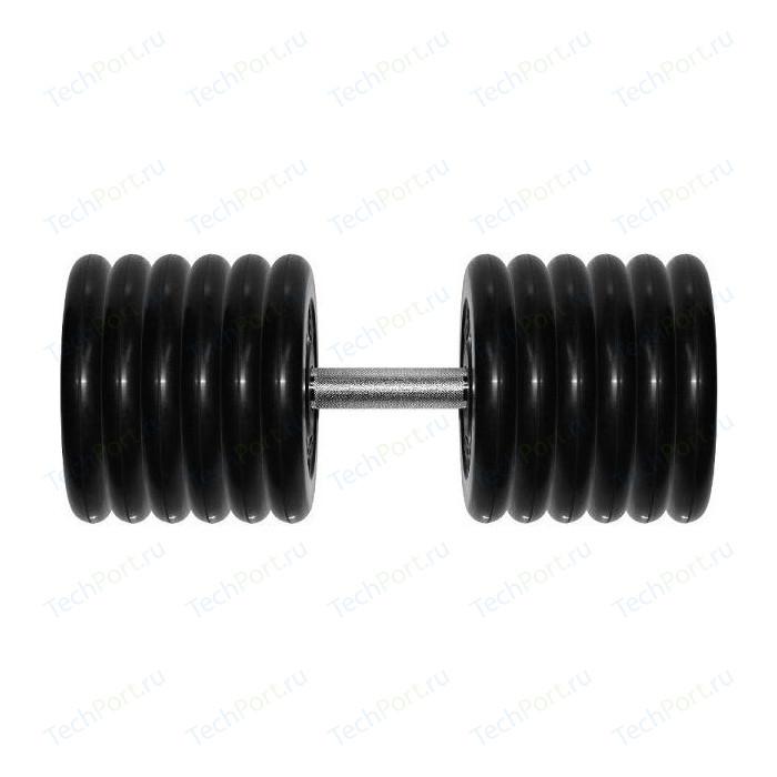 Гантель MB Barbell Профи 61,0 кг