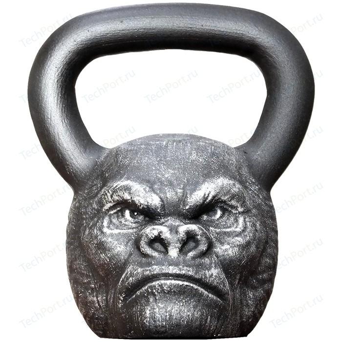 Дизайнерская гиря Iron Head Горилла 16,0 кг