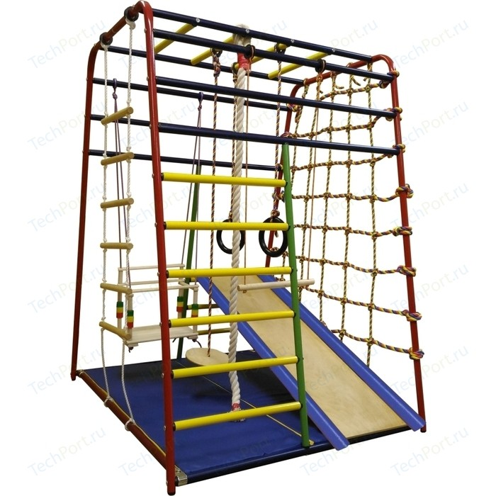 Детский спортивный комплекс Вертикаль Весёлый Малыш NEXT