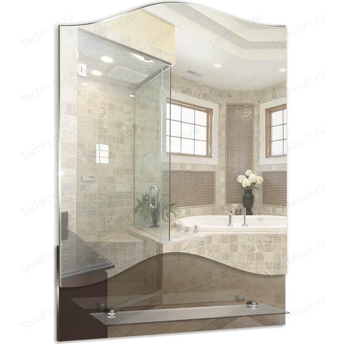 Зеркало Mixline Вираж 45х65 с полкой (4620001980291)