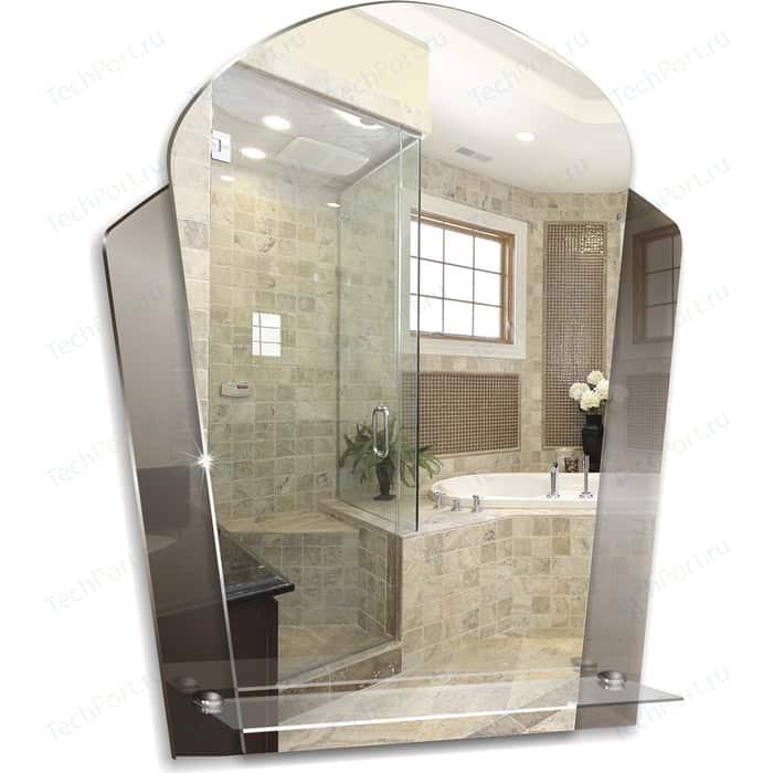 Зеркало Mixline Тюльпан 48,5х57,5 с полкой (4620001981007)