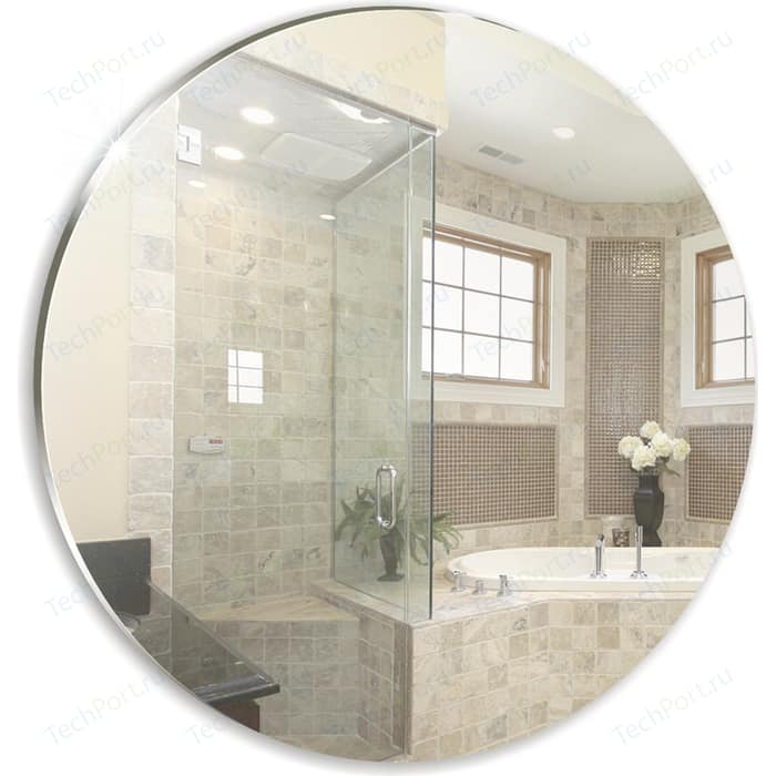Зеркало Mixline Комфорт 50х50 круглое (4620001981373)