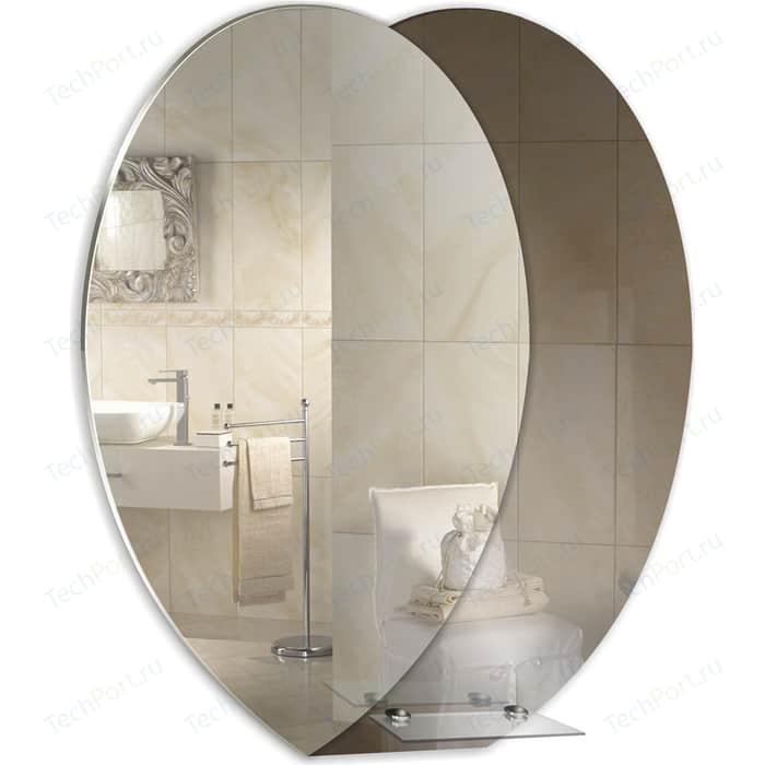 Зеркало Mixline Амур 58х66 с полкой (4620001980079)