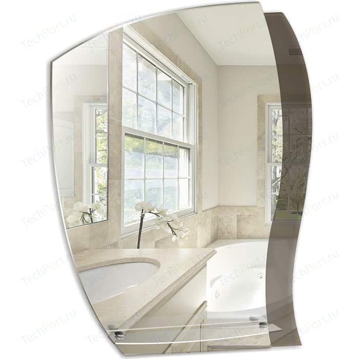 Зеркало Mixline Дуэт 55х72 с полкой (4620001980444)