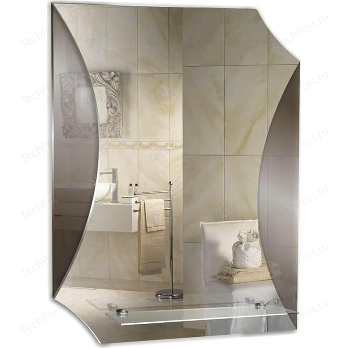 Зеркало Mixline Парус 49,5х68,5 с полкой (4620001980789)