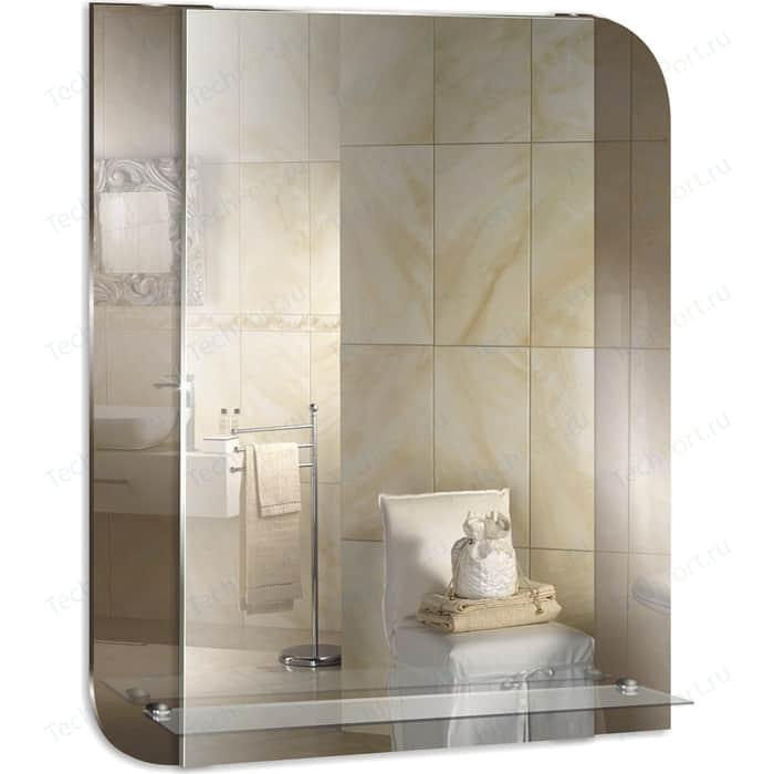Зеркало Mixline Юнона 55х68,5 с полкой (4620001981182)
