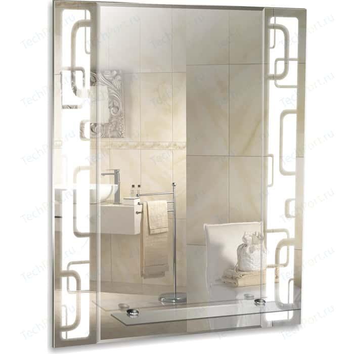Зеркало Mixline Электра 54х68 с полкой и фацетом (4620001984442)